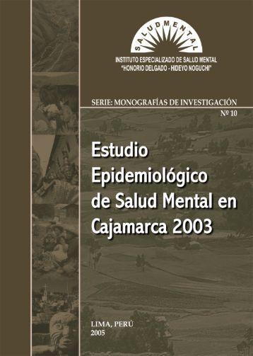 adulto - Instituto Nacional de Salud Mental