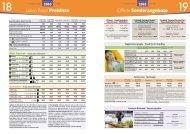 Listino Prezzi Preisliste Offerte Sonderangebote - Campeggi in Italia