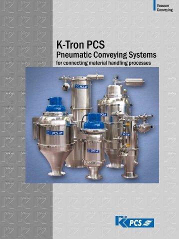 K-Tron PCS - Shapa Solids Handling & Processing Association Ltd