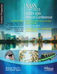 NASN 45th Annual Conference - National Association of School ...