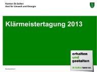 Begrüssung (Michael Eugster) (328 kB, PDF) - Umwelt und Energie ...
