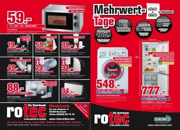 Tage - Rotec Online