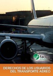 Guía derechos de los usuarios del transporte aéreo.pdf - Consumo ...