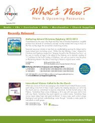 What's New? - The United Church of Canada