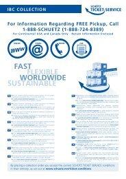 faSt flexible SuStainable worldwide - Schutz GmbH & Co. KGaA