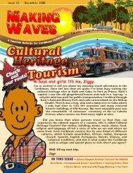 Issue 15, December 2008 - Caribbean Tourism Organization