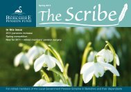 In this issue - The Royal Borough of Windsor and Maidenhead