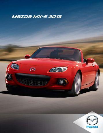 télécharger la brochure - Mazda Canada