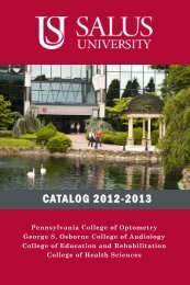 PDF Version - Salus University