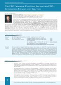 3rd Annual CFO Program: Changing Role of the ... - Clariden Global - Page 2