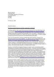 The EU Habitats Directive allows development on European ... - RSPB
