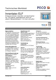 Innenlatex ELF - PETERS sen