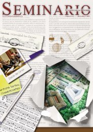 Revista 43_23-11_Maquetación 1.qxd - Seminario Conciliar de ...