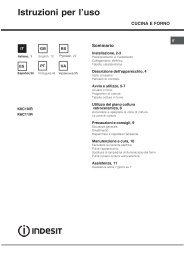 043598 it- in lavor.p65 - Indesit