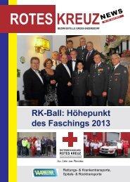 RK-Ball: Höhepunkt des Faschings 2013 - Österreichisches Rotes ...