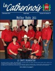 Décembre 2011 - Ville de Sainte-Catherine-de-la-Jacques-Cartier