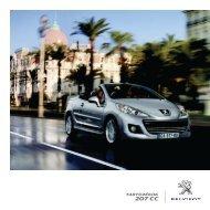 Katalógus letöltése PDF-ben - Peugeot
