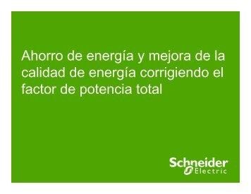 Armónicos y su tratamiento - Schneider Electric