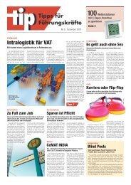 Intralogistik für VAT - Still GmbH