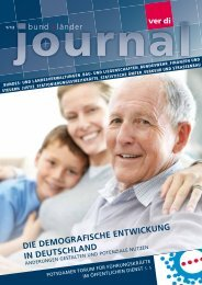 Bund + Länder Journal 01/2012 - Ver.di