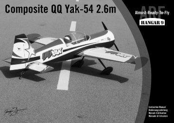 Download the QQ Yak manual - Horizon Hobby UK