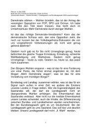 getrennt - CDU Saar