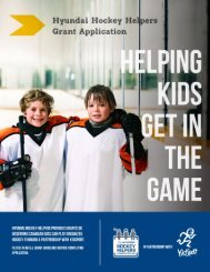 Application Form - KidSport™ Canada