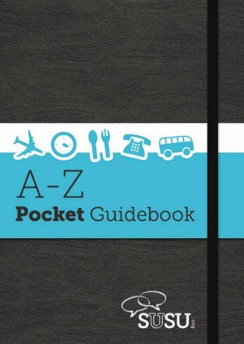 Your Pocket Guidebook 2011 - Southampton University Students ...