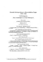 Teil B: Kriegsrecht - Zeitschrift für ausländisches öffentliches Recht ...