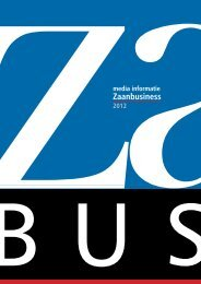 mediainformatie Zaanbusiness 2012.pdf