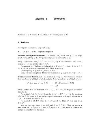Algebra (Unknown 27). - Index of