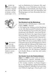 Wanderungen - Peter Meyer Verlag