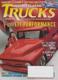2005 Cust Classic Trucks May.pdf - RodShows.com