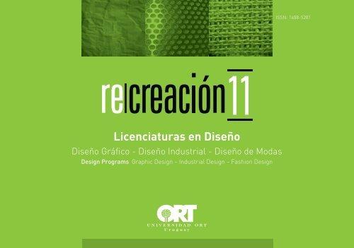 e40dd5f1f98 Catálogo Recreación 11 - Universidad ORT Uruguay
