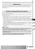 Becker Centronic VarioControl VC421 Anleitung - auf enobi.de - Page 5