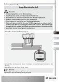 Becker Centronic VarioControl VC421 Anleitung - auf enobi.de - Page 7