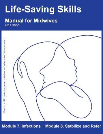 life saving skills manual for midwives