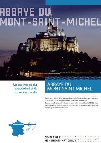 Abbaye du Mont-Saint-Michel - Centre des monuments nationaux