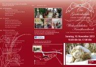 Kunsthandwerk Weihnachtliches - Geschenkestube