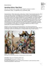 medienmitteilung (pdf) - Kunstmuseum Olten