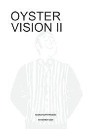 OysterVisionII ; gebruik - BM-Sat BV