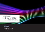 LED-Technik Glossar LED-Technik - IT Wissen.info