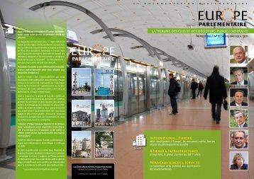 Lire l'article EUROPE PARLEMENTAIRE n°7 - Citilog