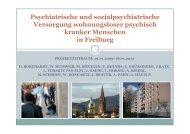 6. Projektergebnisse - Caritasverband Freiburg