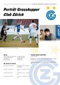 FC Zürich – Grasshopper Club Zürich - Seite 7