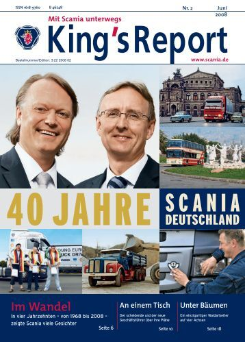 King's Report 2008-02 - Scania