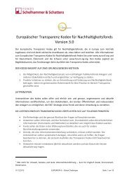 Leitlinien SUPERIOR 6 - Global Challenges (.pdf) - Bankhaus ...