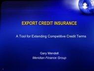 Gary Mendell, Meridian Finance Group