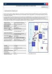 mop concesión acceso norte a concepcion febrero 2012 1 ...