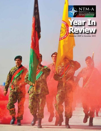 Year In Review - United States Department of Defense